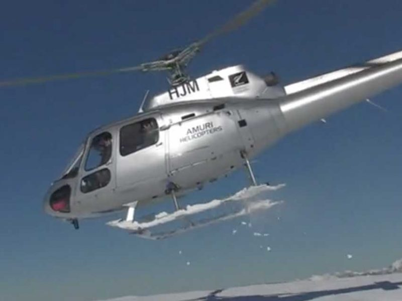 Promotional Video – Amuri Helicopters